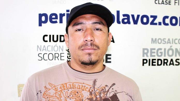 Ricardo González ''El Totoluco'' fue investigado por la Fiscalía, pero nada tiene que ver con el crimen de Cesar Eduardo Martínez Cano ocurrido el pasado 1 de diciembre.