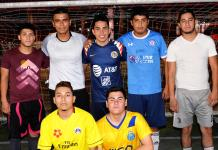 Dejan lluvia de goles Deportivo Crack y Las Canchas