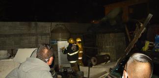 Arde vivienda en la Córdova