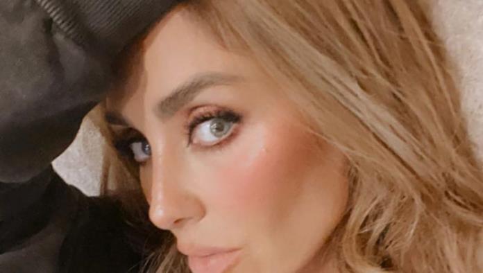 Anahí lanza su línea de maquillaje
