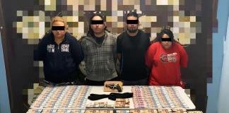 Violento robo de 200 mil pesos