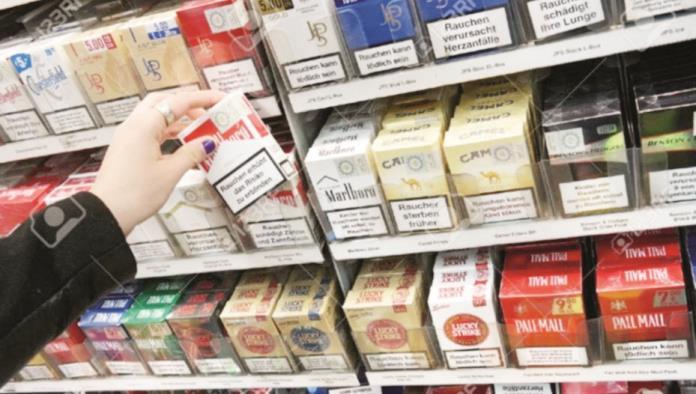 Aumentan  cigarros y  refrescos