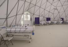 Se recuperaron 60  pacientes de Covid