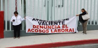 Sostienen reunión sindicalizados