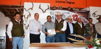 ANGADI premia a cazadores