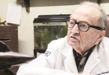 MUERE EN MONCLOVA EL DOCTOR RAMIRO VILLARREAL