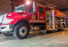 Logran bomberos  aumento de sueldo