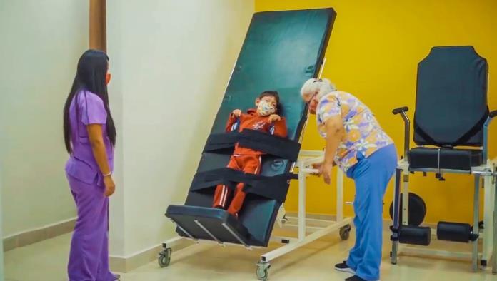 Exhortan a utilizar la unidad de rehabilitación