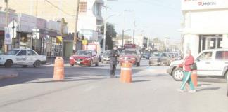 Seguirán cierre de  calles Zona Centro