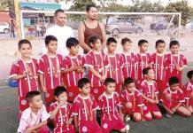 Caleb Uribe, futuro goleador