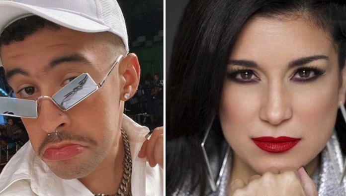 Esa vulgaridad no me interesa: Cantante Karina critica música de Bad Bunny