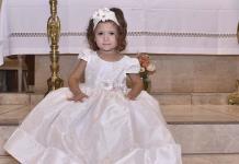 ¡Ana Regina es nueva hija de Dios!