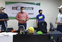 Entrega INEDEC premiación