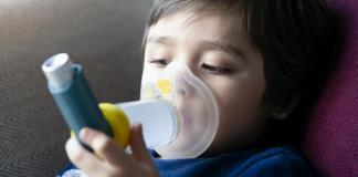 Dispara frío asma en niños menores de 5 años