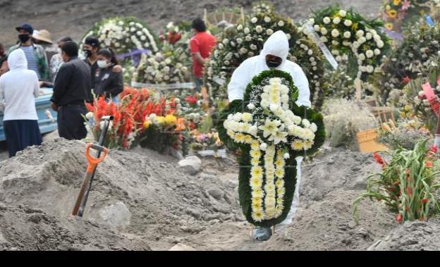 Ocupa COVID primera causa de muerte en la Región