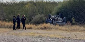 Concluye investigación de accidente de fatal volcadura