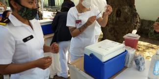 Inicia vacunación  en Región Norte