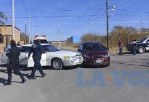Chocan vehículos, octagenario responsable