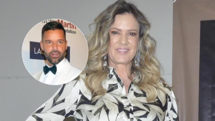 Nos enamoramos siendo amigos: Recuerda Rebecca de Alba romance con Ricky Martin