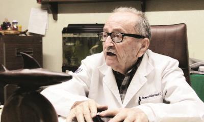 Muere el doctor Ramiro Villarreal