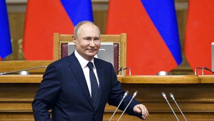 De acuerdo con lo indicado en un comunicado, el gobierno de Vladimir Putin