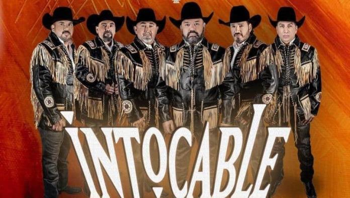 Grupo Intocable tendrá su primer concierto presencial en Monterrey el 14 y 15 de mayo