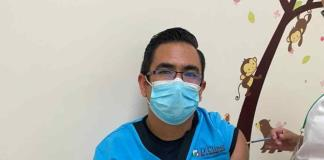 Vacunan a odontólogos