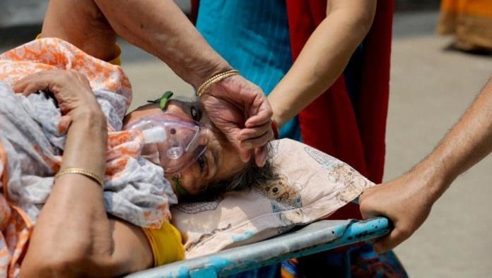 India registra un nuevo máximo histórico de casos por coronavirus