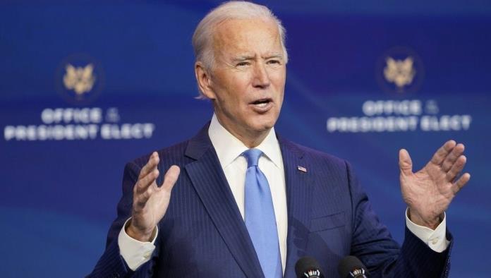 Cancela Biden proyectos de muro fronterizo con México: The Hill