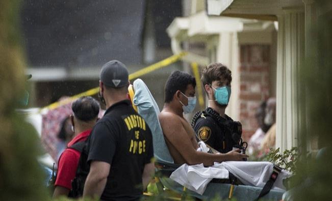 Localizan a 90 persona hacinadas en una vivienda de Houston, Texas