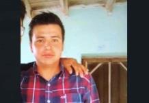 Espera Fiscalía resultados de necropsia del joven Saúl Martínez Luna