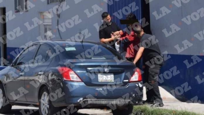 Pedro Sánchez Segura fue detenido por elementos de la Agencia de Investigación Criminal.