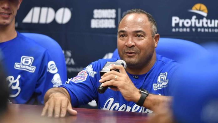 'Tenemos confianza en que somos el mejor equipo', manager de Acereros