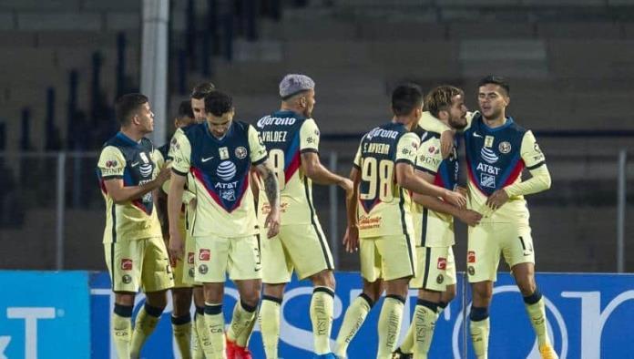 Club AméricaJose Luis Melgarejo / Mexsport