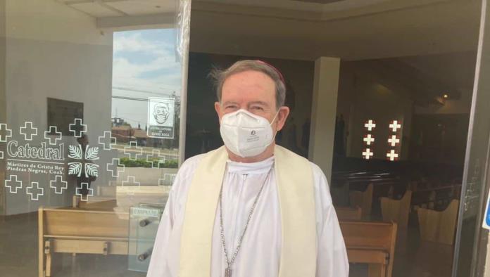 El obispo lamenta la situaciones de maltrato infantil que sucedieron en Piedras Negras.