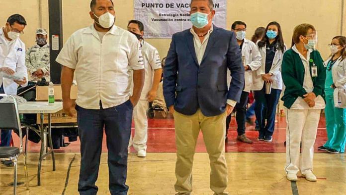 La espera para aquellos adultos mayores de 60 años, que previamente se habían vacunado contra el COVID-19 en el municipio de Allende, ha terminado.