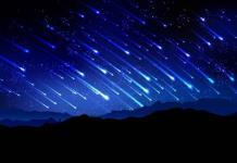 Los restos del cometa Halley iluminarán el cielo con una increíble lluvia de estrellas