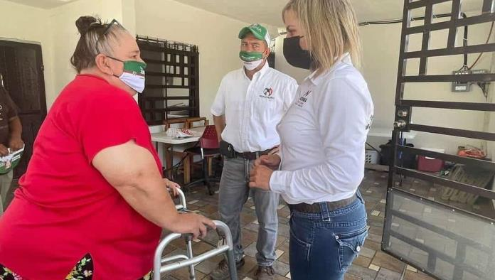 PRESENTA NORMA TREVIÑO  PROPUESTAS PARA QUE LOS NIGROPETENSES SE SIENTAN SEGUROS