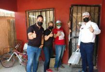 OFRECE NORMA TREVIÑO RESPALDO PARA RESURGIR EL AMBIENTE CULTURAL DE PIEDRAS NEGRAS