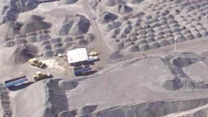 Asignan a Flores 300 mil toneladas de carbón
