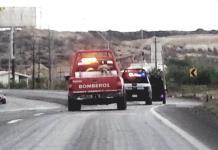 Arde vehículo