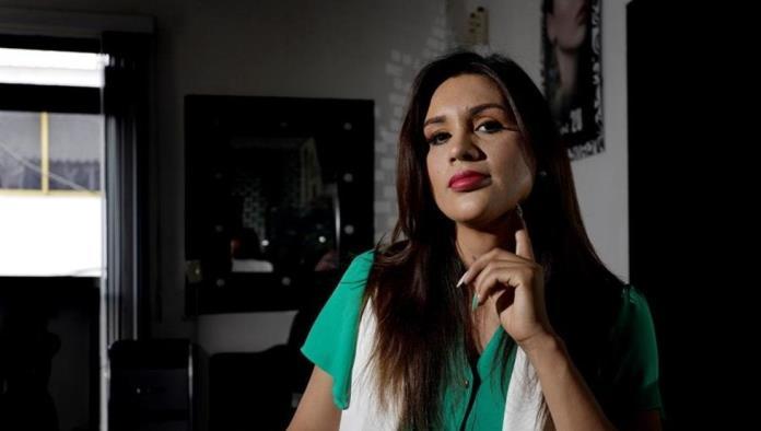 """Valeria """"Lorety"""" Barrientos, primera candidata transgénero del estado de Tlaxcala"""
