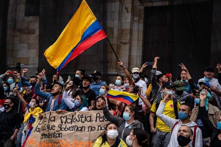 'Fue horrible': 19 personas mueren en las manifestaciones de Colombia