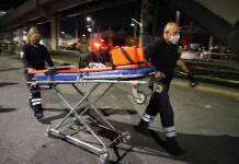 """""""Éramos bastantes personas gritando de dolor"""": víctima del accidente del Metro"""