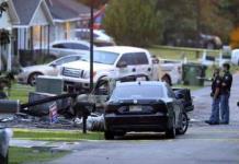 Avioneta se estrella contra casa en EU; hay 4 muertos