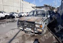 Choca sexagenario auto en el Madero