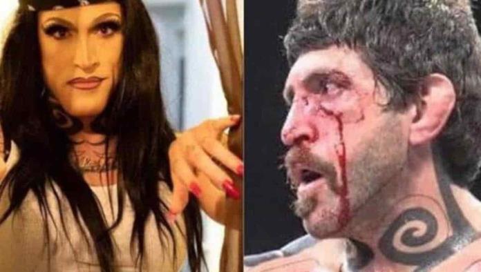 ¿Diego Garijo o Lola Pistola? De día es peleador de MMA y de noche es drag queen