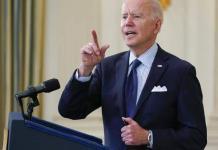 Joe Biden ofrece ayuda a México por la tragedia en el Metro