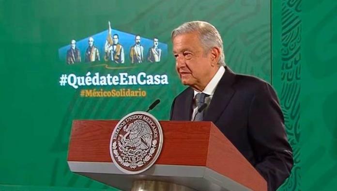 Agradece López Obrador a Biden, Putin… solidaridad por Línea 12