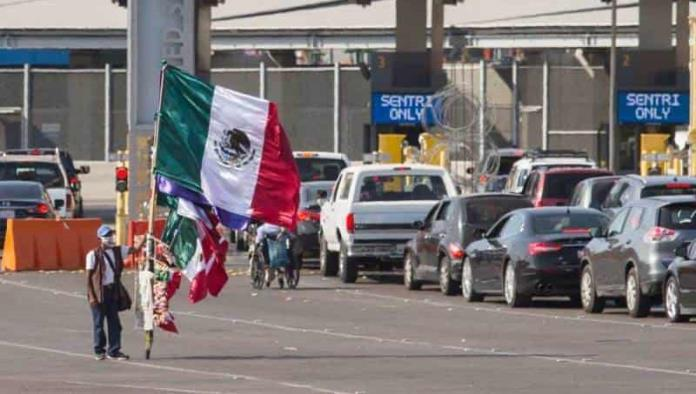 Confía López Obrador que pronto se abra la frontera con EU